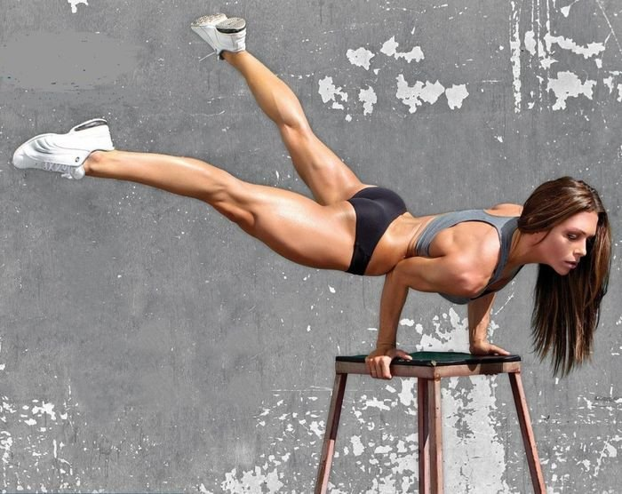 15 очень мускулистых женщин