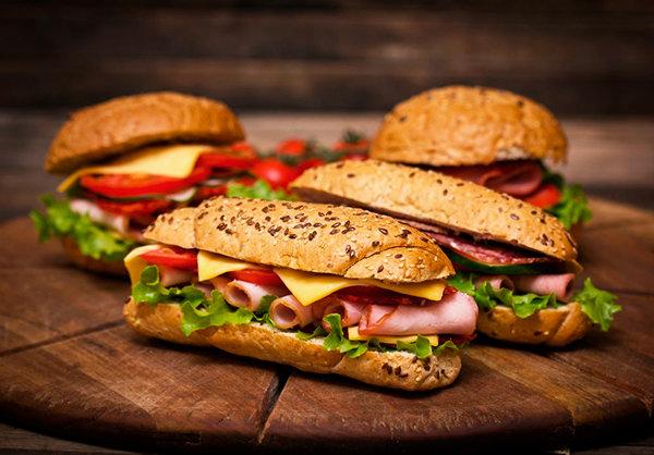 Американские сэндвичи