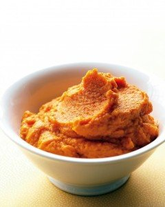Диетический рецепт английской кухни пюре из моркови