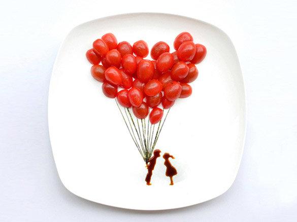 Еда как искусство   Журнал Exciter I Журнал, возбуждающий интерес