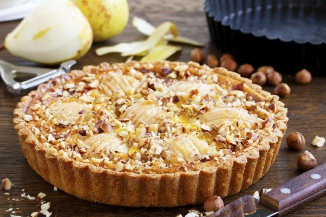 Яблочная шарлотка — хорошо, а грушевая — еще лучше! Фото: thinkstockphotos.com - Портал Домашний