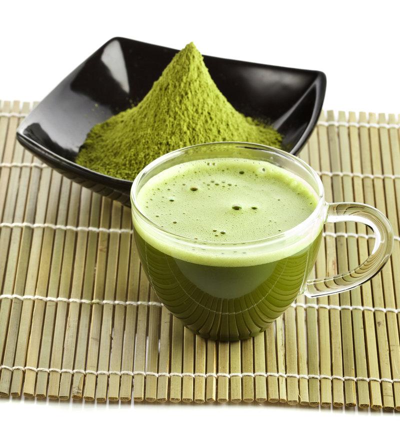 Японский зеленый чай матча. Способы заварки