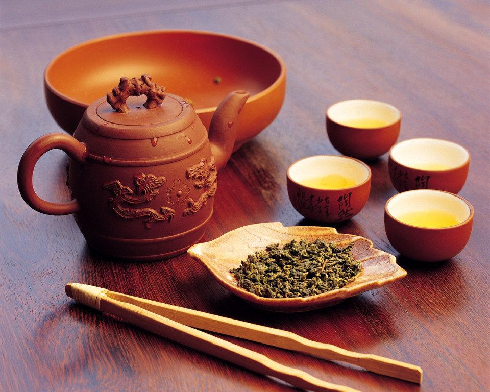 Искусство чайной церемонии
