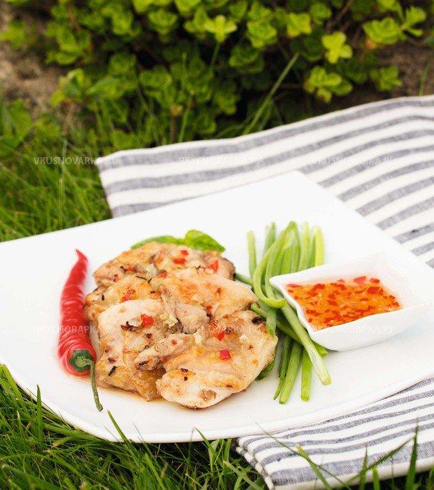 Котлетки куриные по-тайски - Рецепты с фото на vkusnovarka.ru