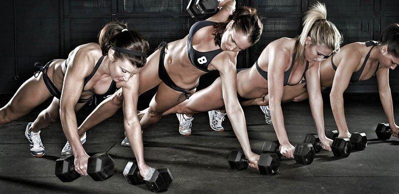 Mediamoda • Crossfit: больше, чем фитнес