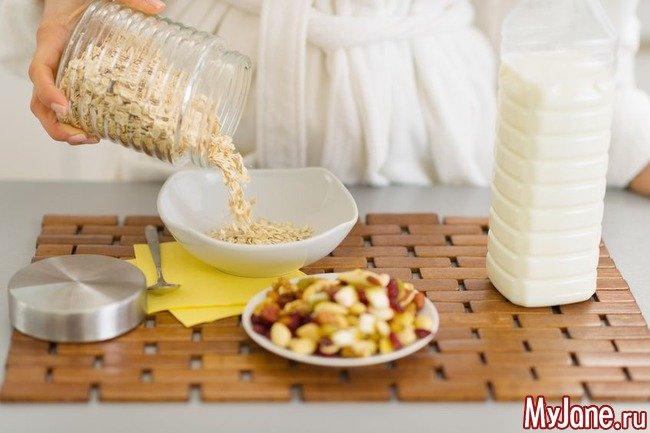 Правильный завтрак - завтрак, полезная еда, здоровое питание