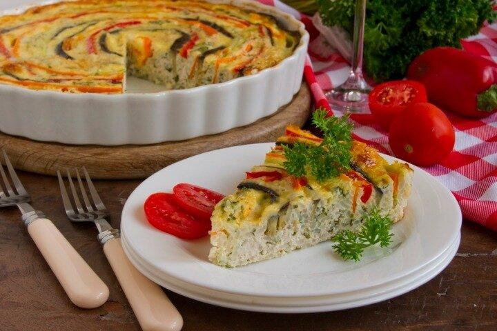 Рисовая запеканка Летний цветок - рецепт - как приготовить - ингредиенты, состав, время приготовления - Леди Mail.Ru