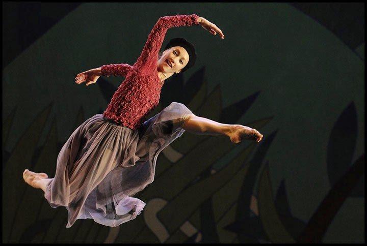 The Photonews Post: Современный балет в объективе Алена Ханела.