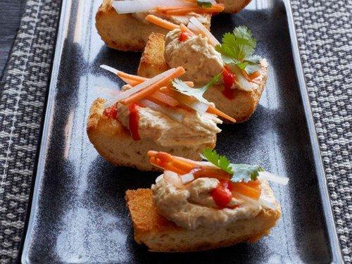 Вьетнамская закуска Бан Ми