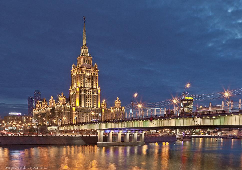 картинки архитектуры в москве назначением