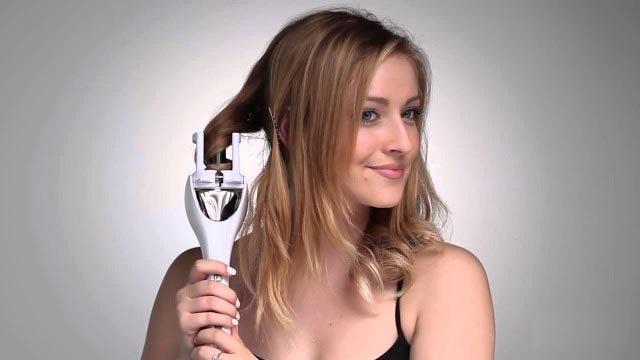 Автоматическая плойка для волос