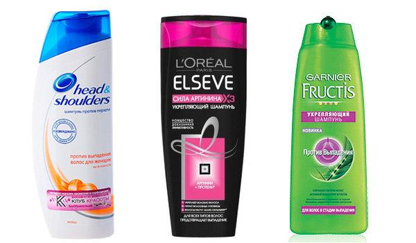 Шампунь против выпадения волос: какой выбрать?» — карточка ...