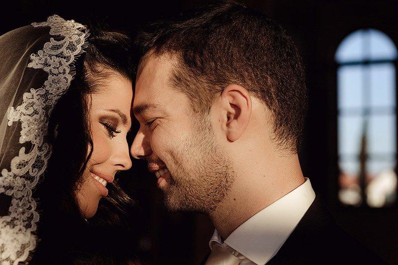 Венчание на Санторини в главном кафедральном Соборе Митрополия