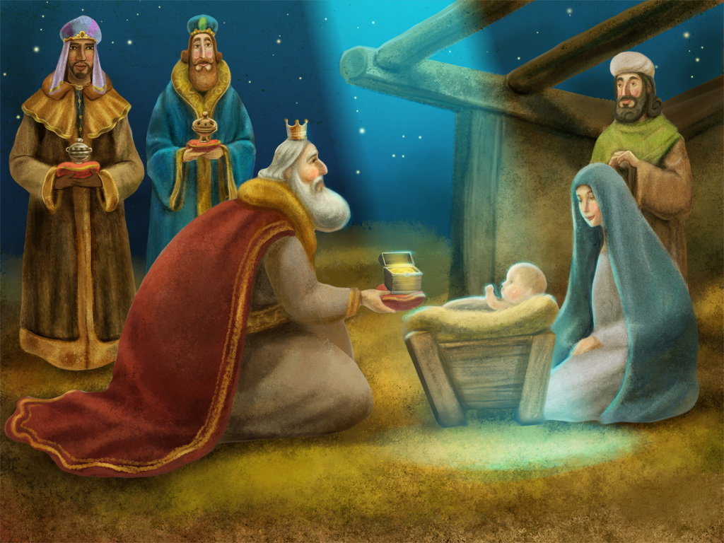поздравления католиков с праздником три короля этом фото показано
