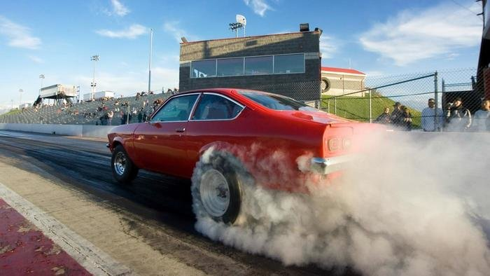 """In drag racing, the term """"Chicago style"""" refers to a race in which there are either one or two rounds of races in which all entrants can participate. After these initial rounds, the two fastest cars..."""