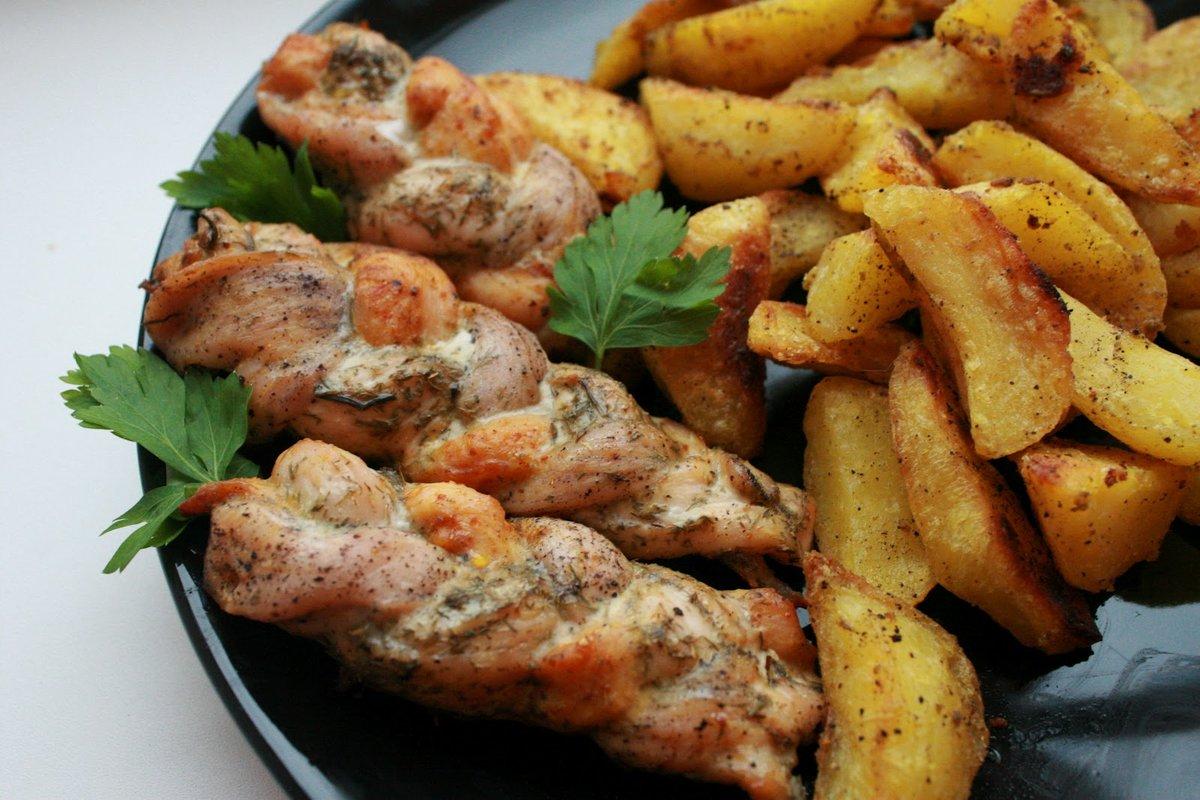 необычные блюда из курицы рецепты с фото ваш фьрер кончит