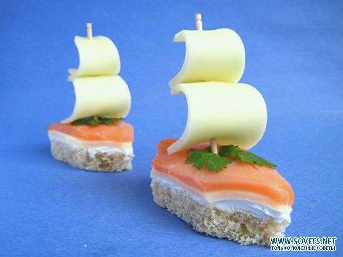 рецепт необычного бутерброда пошаговое приготовление