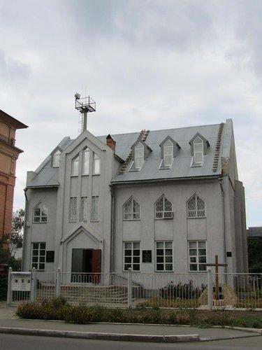 лютеранская церковь оренбург