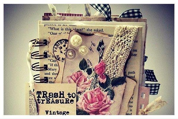 Приятные воспоминания должны быть красиво оформлены.