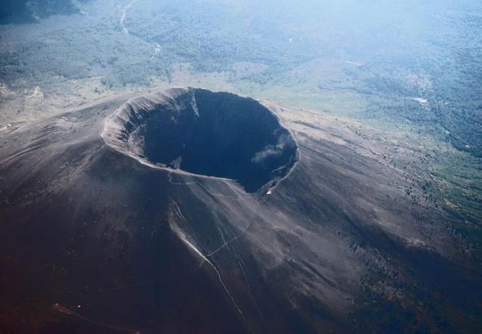 вулкан победа действующий или потухший