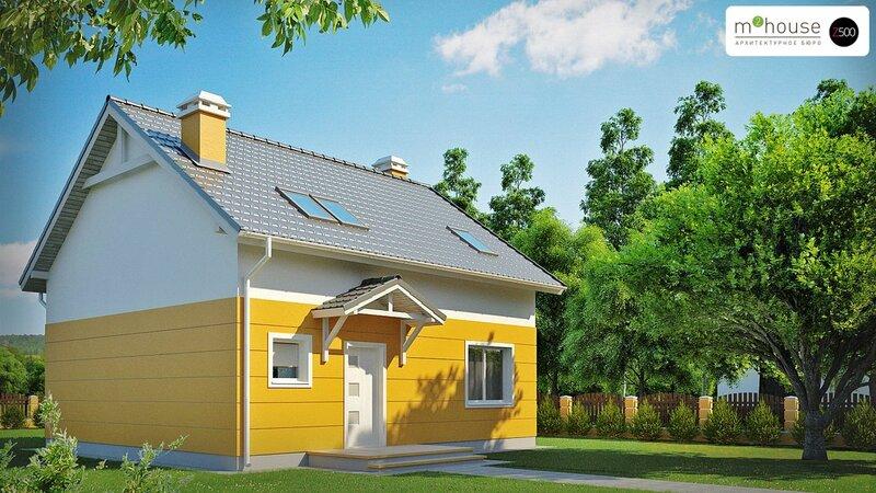 Проекты домов   m2house