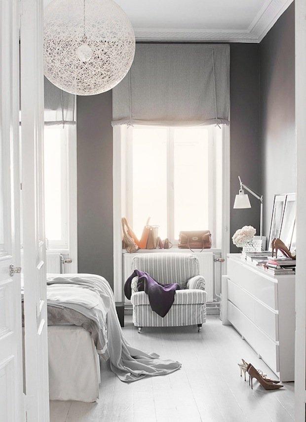 Цветовые схемы спальни