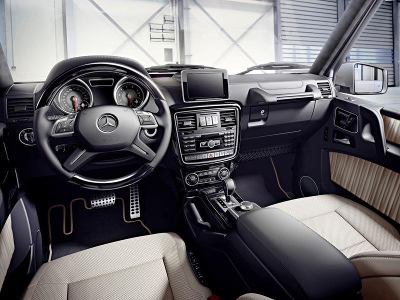 Легендарный  Mercedes-Benz