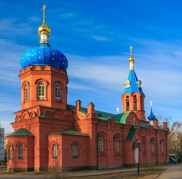 Церковь Александра Невского, Псков