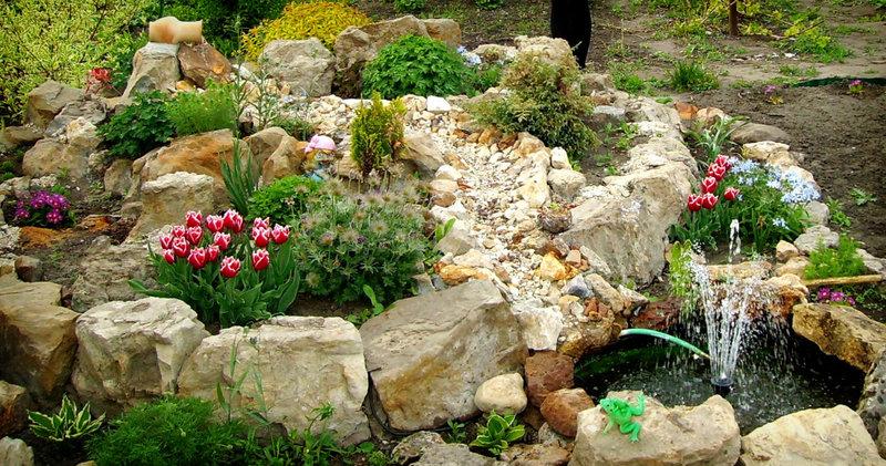 судебных как правильно разложить камни на альпийской горке интересует данный вопрос