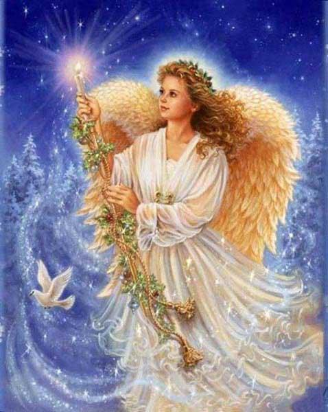 картинки красивый ангел