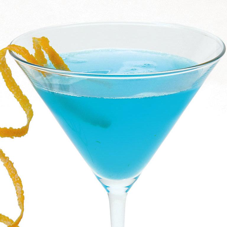 Bikini martini drink