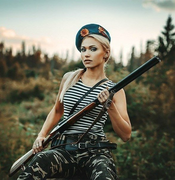 девушки милитари фото этими