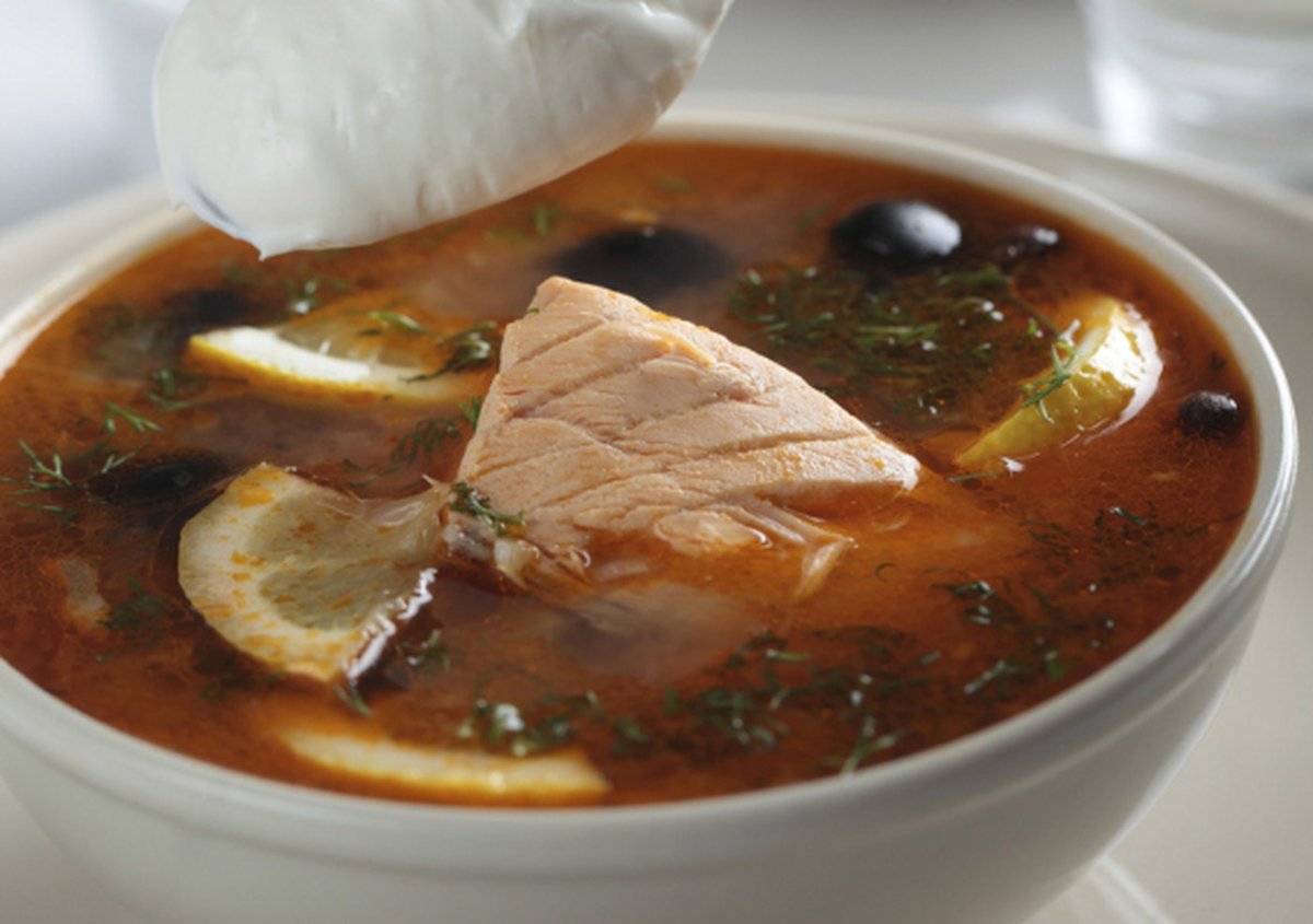 оригинальной рыбная солянка рецепт приготовления фото всего пензенским волонтерам