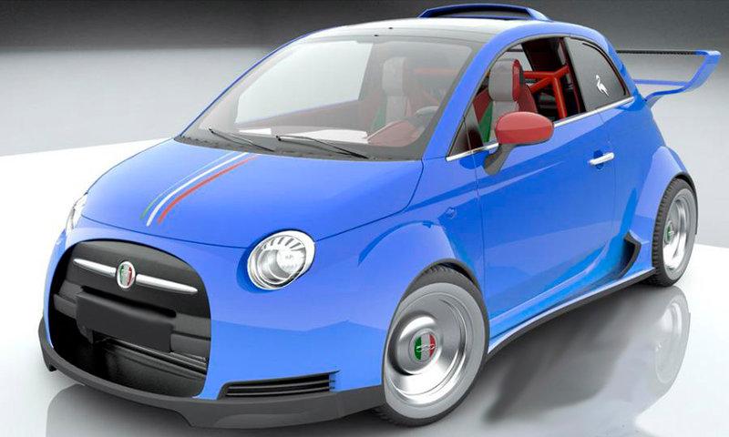 Компания фиат  самая знаменитая марка итальянских автомобилей,