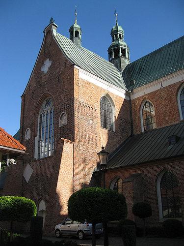 oliwa cathedral гданьск