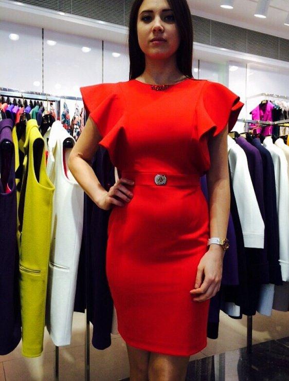Деловые платья 60 размера