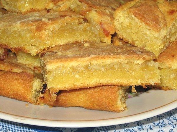 пирог с лимоном рецепт с фото дрожжевое тесто