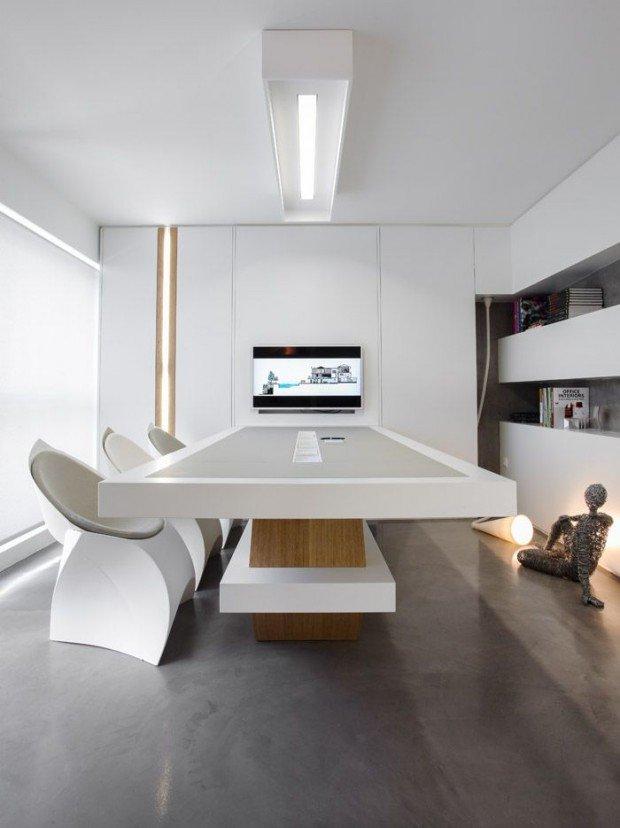 Простота и свободное пространство: стиль минимализм