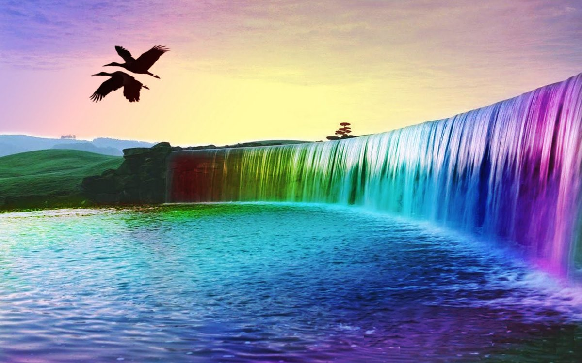 Картинка красота воды
