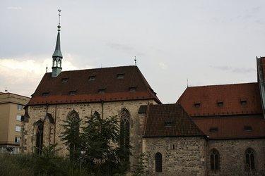 монастырь святой агнессы прага