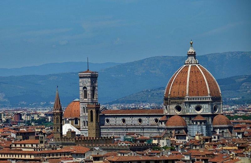 Флоренция. Красота.