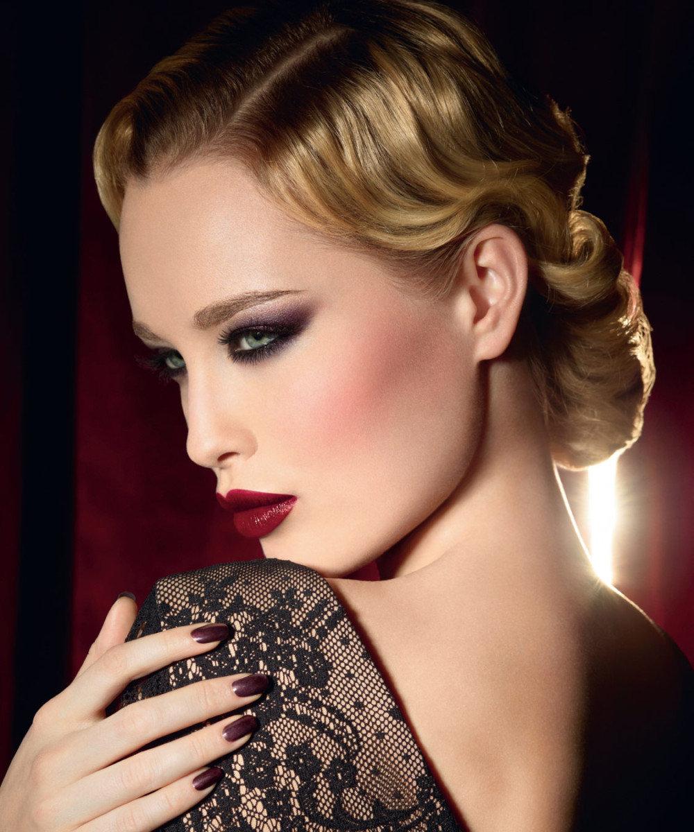 макияж в стиле голливуд фото