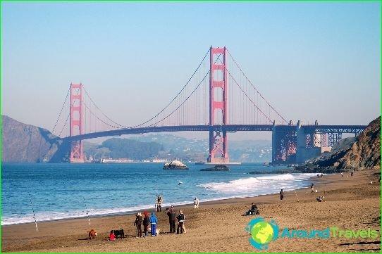 пляж Сан-Франциско