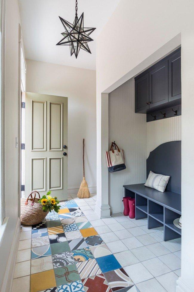 Плитка на пол в коридоре и для кухни - какая лучше?