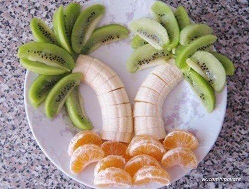 Делаем нарезку из фруктов. Обсуждение на LiveInternet - Российский Сервис Онлайн-Дневников