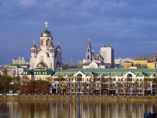 Екатеринбург, храм на крови