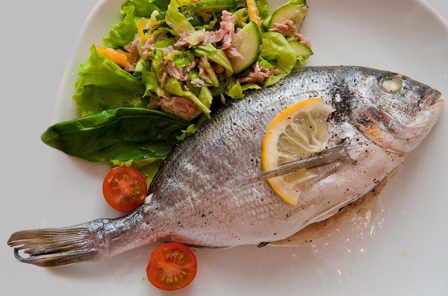 о рыбе блюда из рыбы с картинками утки ныряли