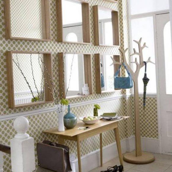 Смотрите, как легко вы можете сделать свой маленький коридор просторным! ТОП-50 фото дизайна маленькой прихожей. Лучшие прихожие в маленький коридор.