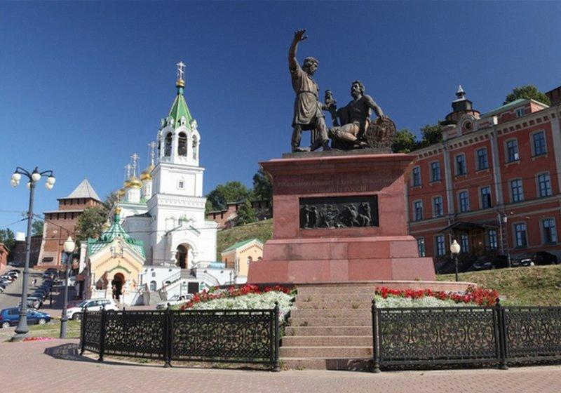 Автобусные туры в Москву из Нижнего Новгорода! Экскурсии