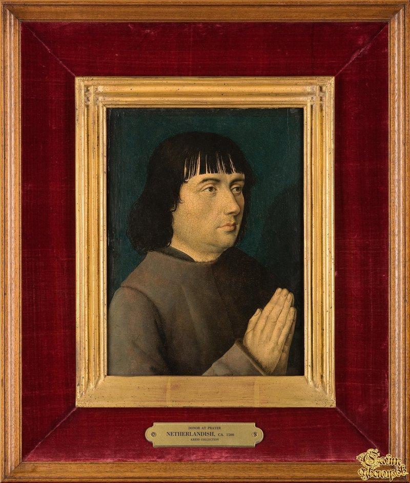 Anonymous, Dutch (Netherlandish), картины, репродукция сувенир.сайт